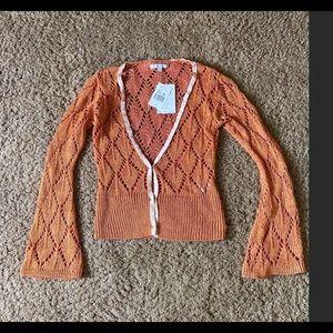 Cabi crochet sweater